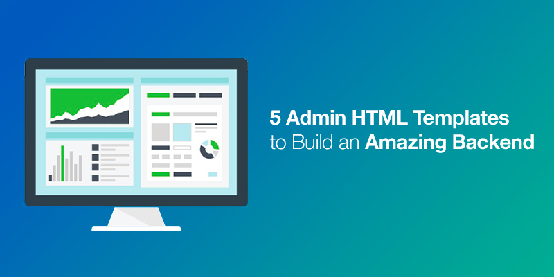 5 Admin HTML Templates to Build an Amazing Backend | Codester