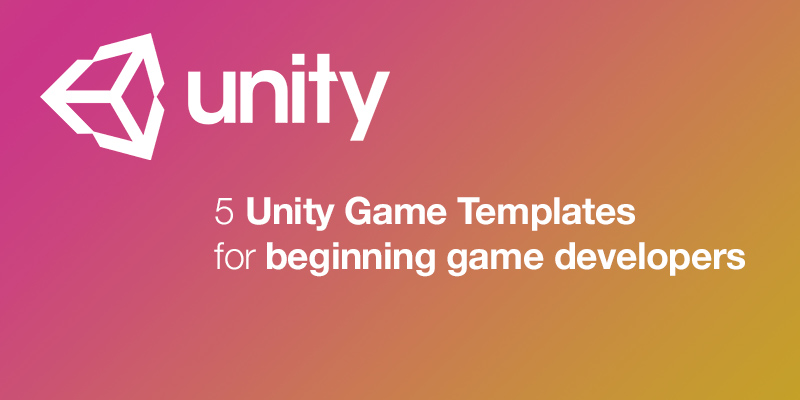 5 Unity Game Templates for Beginning Game Developers | Codester