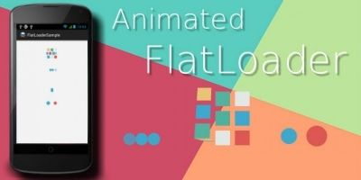 Animated FlatLoader - Android Library