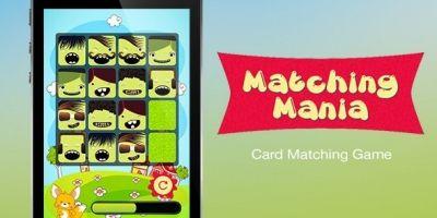 Matching Mania - Card Matching iOS Source Code