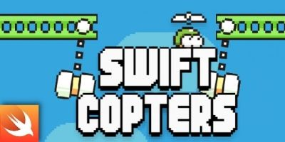 Swift Copters iOS Source Code