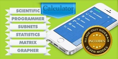 Multifunction Calculator - iOS App Source Code