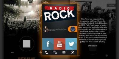 Smart Radio Streaming Titanium App Source Code