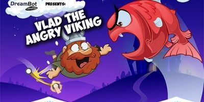 Vlad the Angry Viking iOS Game Source Code