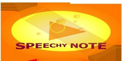Speechy Note - Android App Source Code