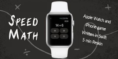 Speed Math - Apple Watch Game iOS
