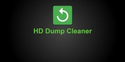 HD Dump Cleaner - Android App Source Code