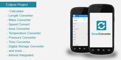 Smart Converter - Android App Source Code