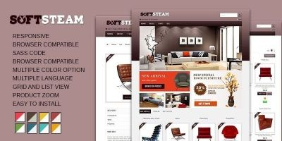 Softste - PrestaShop Theme