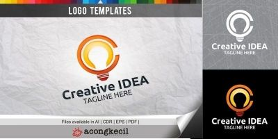 Creative Idea - Logo Template