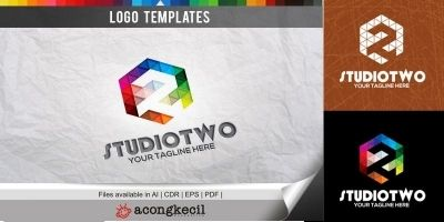 Studio Two - Logo Template