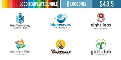Logo Templates Bundle #10