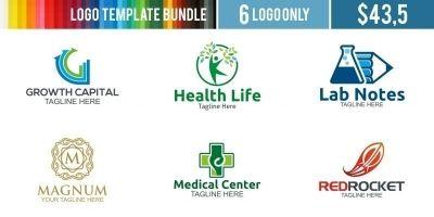 Logo Templates Bundle #11