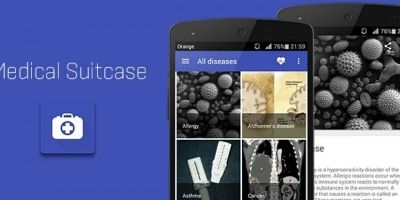Medical Suitcase – Android App Source Code