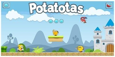 Super Potato Adventure - Android Source Code