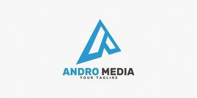 Andro Media - Logo Template