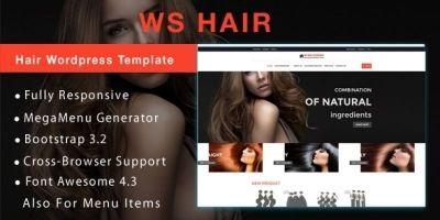 WS Hair – Responsive WooCommerce Theme