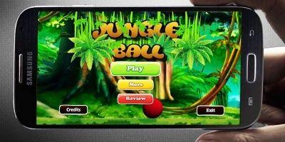 Jungle Ball - Unity Game Source Code