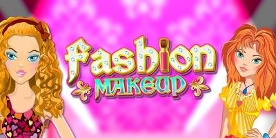 Fashion Makeup - Unity Game Source Code