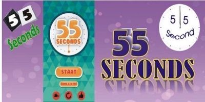 55 Seconds Puzzle Game iOS Cocos2D Source Code