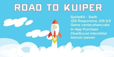 Road to Kuiper - iOS Game Source Code