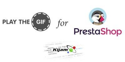 Animated GIF For Product Sheet - PrestaShop Module