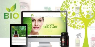 Bio - Medical Responsive Prestashop Theme