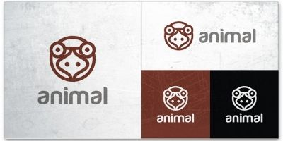 Animal - Logo Template