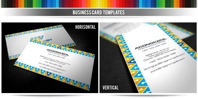 Auto Wash - Business Card Template