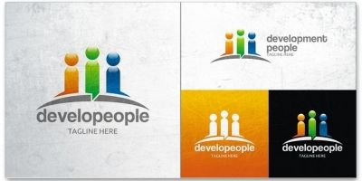Development People - Logo Template