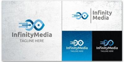 Infinity Media - Logo Template