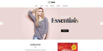 Basic - Shopify Theme