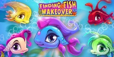 Finding Fish Makeover - Unity Game Source Code