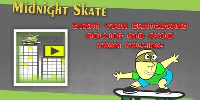 Midnight Skate - Unity Game Source Code