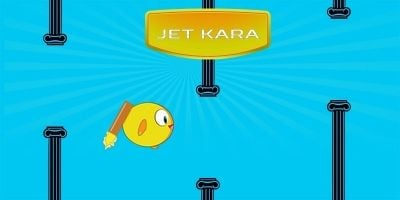 Jet Kara - Unity Game Source Code