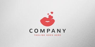 Liquid Love Logo Template