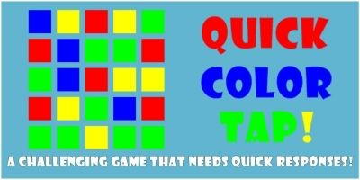 Quick Color Tap - Unity Game Source Code
