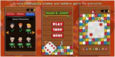 Snakes And Ladders 2 - Unity Source Code