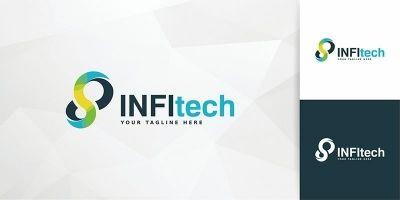 InfiTech - Logo Template