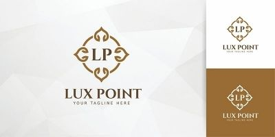 Lux Point - Logo Template
