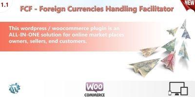 FCF - Foreign Currencies Handling Facilitator