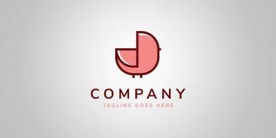 Shape Bird - Logo Template