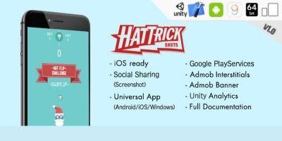 Hat Trick Shots - Unity Source Code