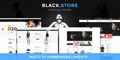 Pts Blackstore PrestaShop Theme