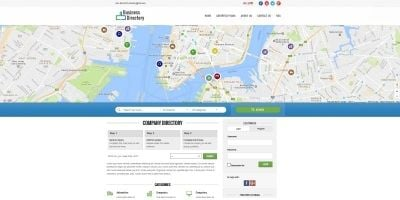 uBusinessDirectory - Business Directory PHP Script