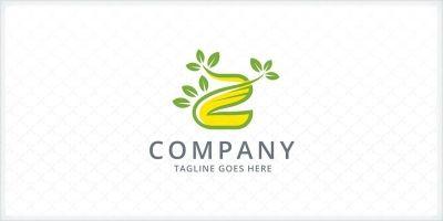 Landscaping - Letter Z Logo Template
