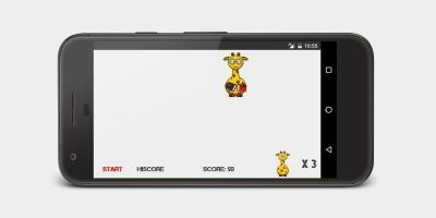 Giraffe Island Android Game Source Code