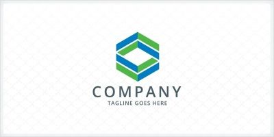 Cubicle Logo Template