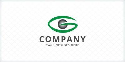Global Vision Eye - Letter G Logo Template