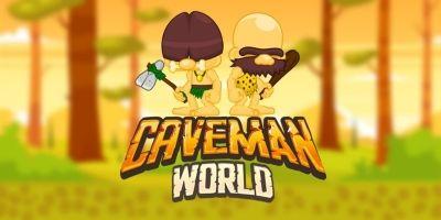 Caveman World - Buildbox Template